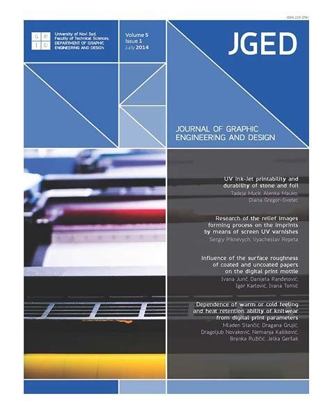engineering design graphics journal file journal of graphic engineering and design volume 5