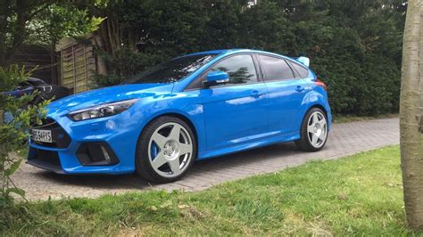 Tuned Focus Rs by Stage 1 Remap Feedback Mk3 Focus Rs Club