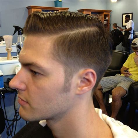how to add height to hair men s haircut this haircut was done with a number two