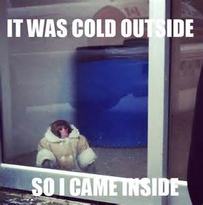Cold Outside Meme - cold outside meme 28 images its cold outside by