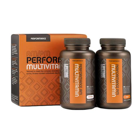Vitamin Fitnes S Multivitamin Am Pm