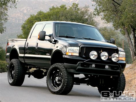 2004 ford f250 duty 2004 ford f250 duty right front angle photo 1