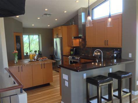 Black Granite Kitchen by Custom Home Building Remodeling And Restoration June 2015