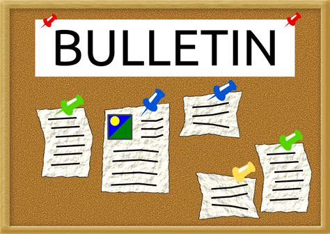 file bulletin board with notes svg wikimedia commons