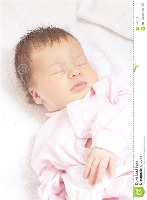 sleeper baby royalty free stock images image 1924729