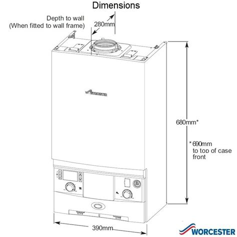 How To Install Kitchen Cabinet worcester greenstar 25si compact he condensing combi