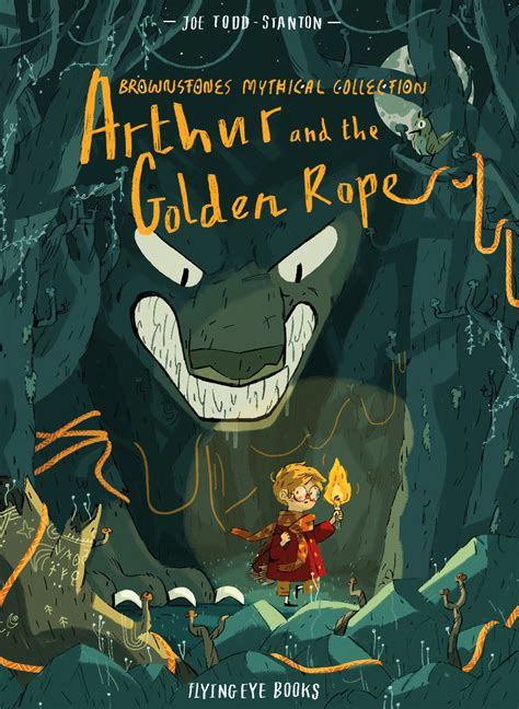 arthur the nobrow press arthur and the golden rope