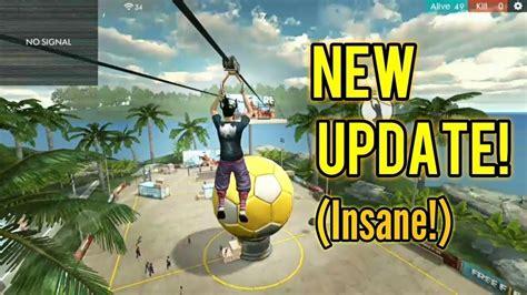 fire upcoming update  characternew gun skin