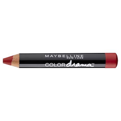 Maybelline Lipstick Pencil maybelline color drama velvet lip pencil 520 light it up at wilko