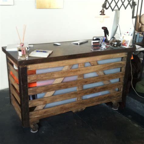 Repurposed Desk Showroom Design Ideas Pinterest Repurposed Desk