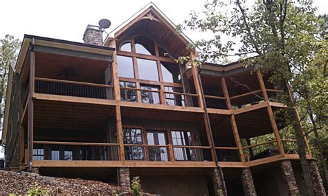 Mountain House Plans Rear View Rustic House Plans Our 10 Most Popular Rustic Home Plans
