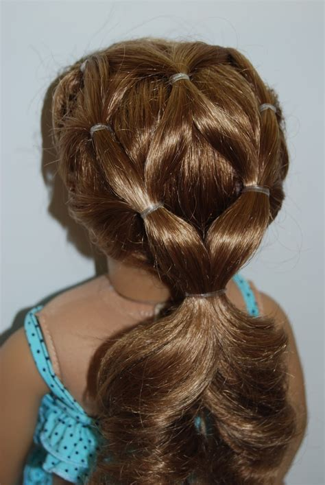 Doll Hairstyles Tutorial by 1000 Images About Hairstyles For Dolls On