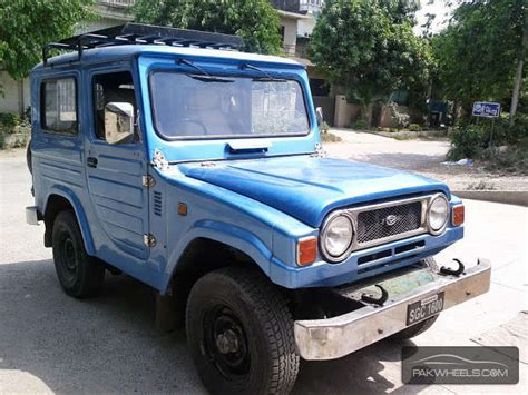 daihatsu jeep daihatsu other 1984 for sale in islamabad pakwheels