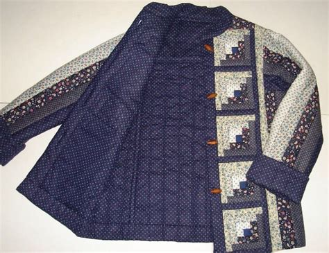 free pattern quilted jacket handmade quilted cotton patchwork jacket style and