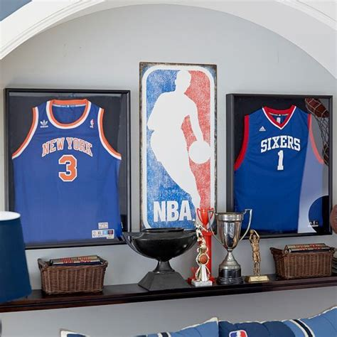jersey home decor on pinterest nba magnetic metal sign on pinterest discover the best