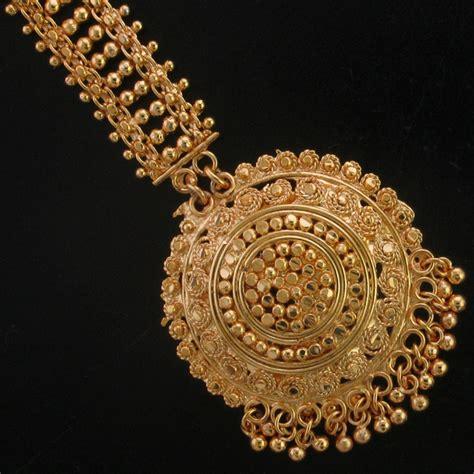 Gold Angti Disain by Opulence Jewelry Illustrazione Diamante Immagini