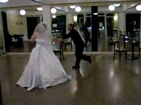 swing dance wedding cher swing dancing in her wedding dress youtube