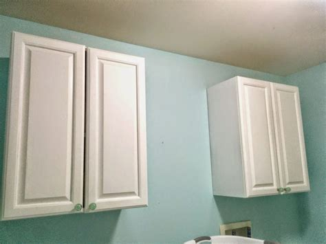 laundry room upper cabinets how to install upper cabinets the laundry room is