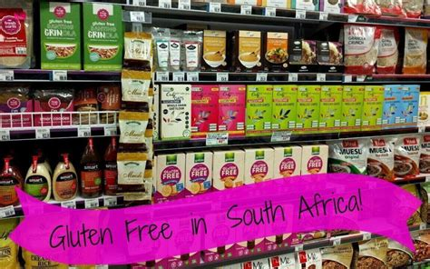 Find In Sa How To Find Gluten Free Goods In South Africa Adaptive Nourishment