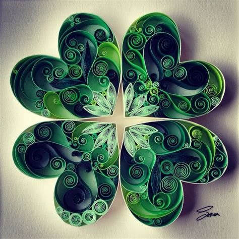 quilling art tutorial for beginners 1000 images about good luck on pinterest postcards