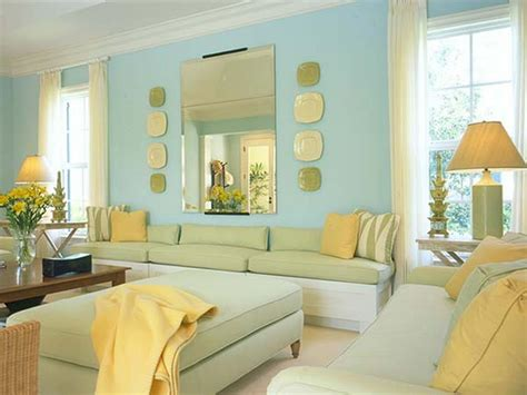 Yellow Living Room Decor Blue Yellow Living Room Dgmagnets