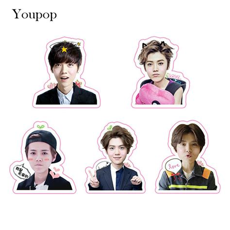 Exo Sehun 94s Sticker By Exo popular exo chanyeol stickers buy cheap exo chanyeol