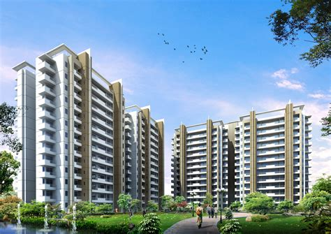 apartment picture flat for sale 2 bhk in gazipur zirakpur residential
