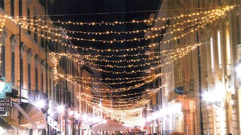 illuminazione natalizia richiesta di un contributo al comune per l illuminazione