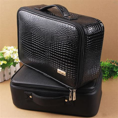 Pouch Tas Kosmetik Longch Promo 18 top grade professional pu leather barber bags salon hairdressing tool storage hair clipper