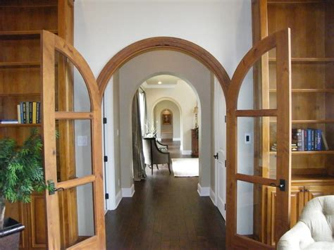 Arch Interior Doors by Interior Arch Designs For Traditional With Walls Arched Opening Framed Artwork