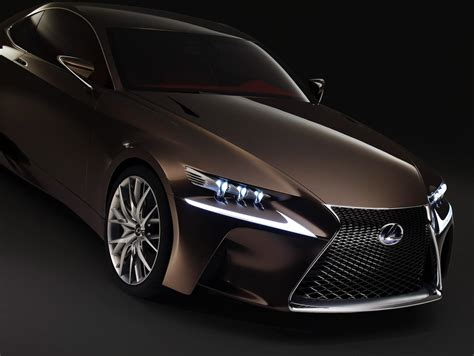 lfcc lexus 2014 lexus is coupe rumored to draw from lfcc concept
