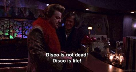 Disco Is Not Dead by Mystery Quotes Quotes