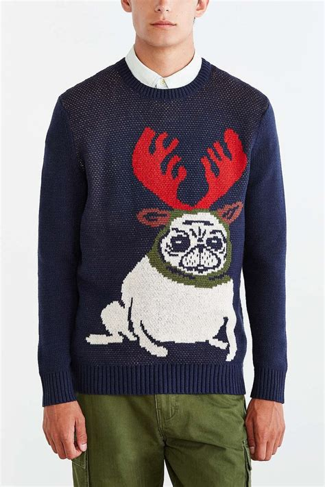 pug sweater outfitters 68 best images about sweater on lost asos and asos