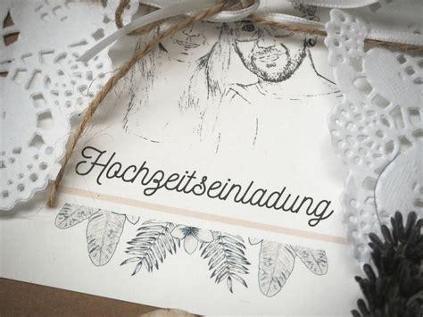 Hochzeitseinladung Mit Spitze by Diy Hochzeitseinladungen Vintage Spitze
