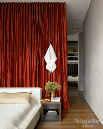 curtains to divide a room curtain room divider via at mudrick flickr