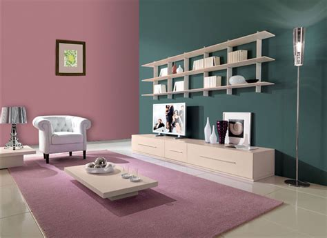select colour for interior walls from berger paints