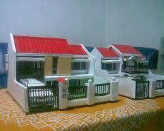cara membuat rumah ayam dari kardus miniatur rumah dari kardus kendali hama