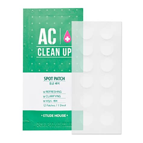 Etude Ac Clean Up etude house ac clean up spot patch x 2