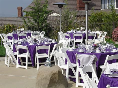 Weddings Backyard Wedding Reception Decoration Ideas