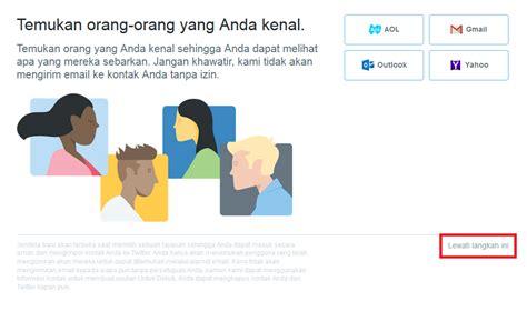 cara membuat twitter yang resmi cara daftar dan membuat akun twitter terbaru 2017 espada