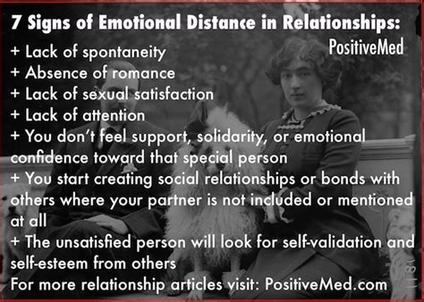 7 Disadvantages Of Distance Relationships by Emotional Distance Positivemed