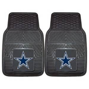 Car Floor Mats Home Depot Fanmats Nfl Dallas Cowboys Heavy Duty 2 18 In X