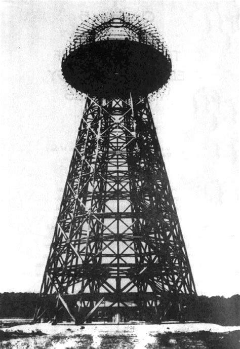 Tesla Electricity Tower Nikola Tesla