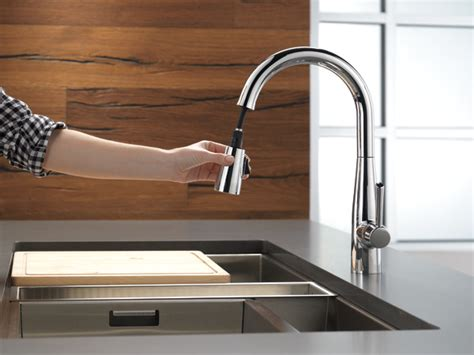 delta faucet 9113 ar dst essa review best pull down 9113 rb dst single handle pull down kitchen faucet