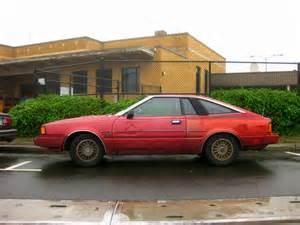1982 Nissan 200sx Parked Cars 1982 Datsun 200sx Hatchback