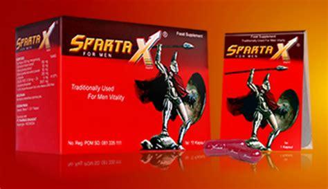 Obat Herbal Pemulihan Stamina obat kuat sparta x obat kuat herbal sparta x