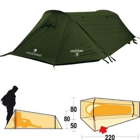 tenda lightent 2 ferrino lightent 1 fr 91144 tenda ceggio 1 posto