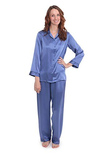 womens silk pajamas morning dew classic luxury pjs gift women s luxury silk pajama set morning dew beautiful