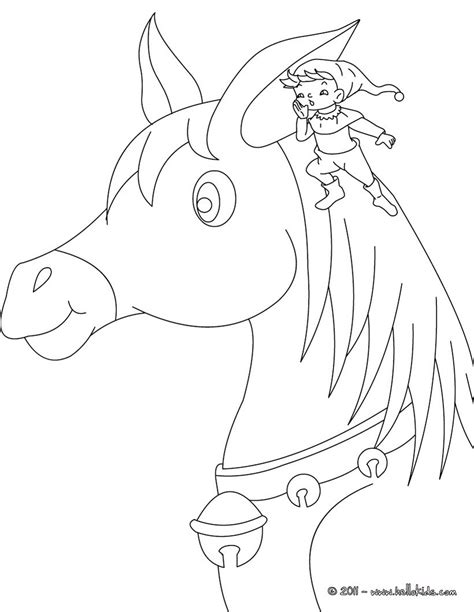 Tom Thumb Grimm Tale Coloring Pages Hellokids Com Tale Coloring Page