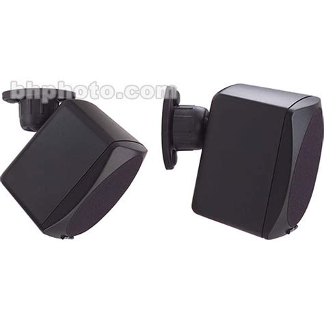 drop ceiling speaker mounts peerless av universal wall ceiling speaker mount pm 732 w b h